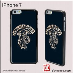 Sons Of Anarchy 4 For Iphone 4/4S/5/5C/5S/6/6 Plus/7/7 Plus Case
