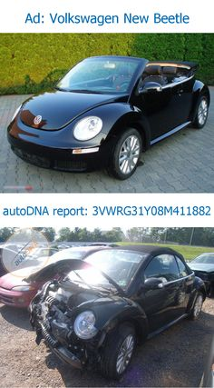 Another example of a car imported from the USA. According to seller it's in very good technical conditions, although it was seriously damaged in the past. Yet we know it's a matter of individual assessment :)