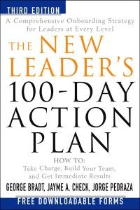 The New Leader's Action Plan: How to Take Charge, Build Your Team, and Get Immediate Results by George B. Bradt, Jayme A. Check and Jorge E. School Leadership, Leadership Roles, Leadership Lessons, Leadership Qualities, Educational Leadership, 100 Day Plan, The First 90 Days, Event Planning Quotes, Take Charge