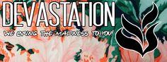 Heb jullie zin om op [Zaterdag 29 November 2014 van 21:00 tot 02:00] los te gaan op het pas georganiseerde feest 'Devastation'? Een uitermate line-up die bestaat uit EDM en Electro-house met af en toe een andere wending. De line-up zal bekend worden gemaakt via onze Facebook pagina, dus hou ons in de gaten! [ENTREE : 3 EURO]