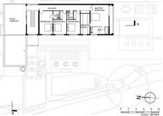 Contemporánea y sostenible Casa White Lodge / Dyer Grimes Architects, Inglaterra.