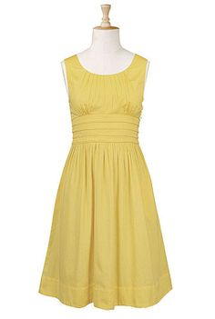 This site not only has cute, retro look dresses and skirts, but the will custom tailor them for you for practically pennies!