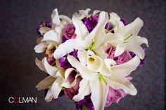 We love this wedding bouquet!