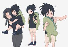 Naruto Comic, Anime Naruto, Naruto Und Sasuke, Anime Akatsuki, Naruto Fan Art, Naruto Cute, Sakura And Sasuke, Itachi Uchiha, Sakura Haruno