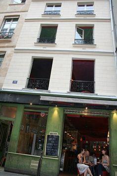 Les Etages @Paris (bar)