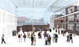 Réhabilitation et extension de la nouvelle école d'architecture LOCI, Tournai Extension, Architecture, Street View, Inspiration, The New School, Arquitetura, Biblical Inspiration, Architecture Design, Inspirational