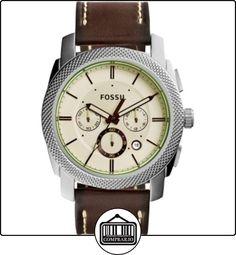 Fossil FS5108 Reloj de Hombres de  ✿ Relojes para hombre - (Gama media/alta) ✿