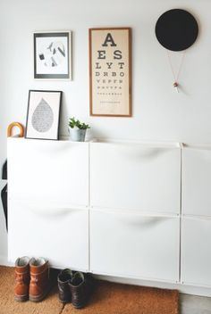 scandinavian entrance with trones - Google Search