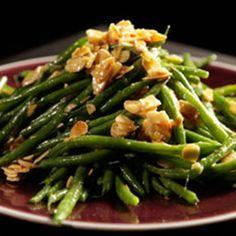 Try this Green Bean Salad with Mustard Dressing recipe by Chef Gordon Ramsay. This recipe is from the show Gordon's Ultimate Cookery Course.