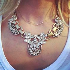 bold feminine Necklace