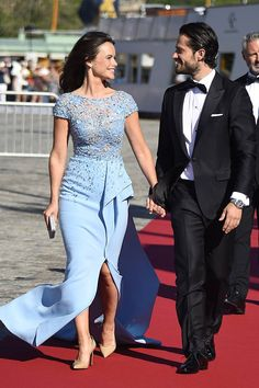 Los invitados a la boda de Carlos Felipe de Suecia y Sofía Hellqvist
