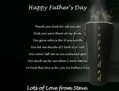 father's day letter to a friend