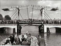 The Beatles visit Amsterdam 1964