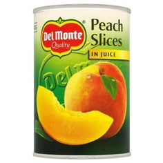 11,24€ - Del Monte melocotón Rebanadas de jugo 415g