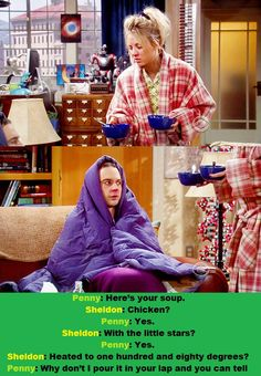 The Big Bang Theory Sheldon Cooper Best Tv Shows, Best Shows Ever, Movies And Tv Shows, Favorite Tv Shows, Favorite Things, Sheldon Cooper Quotes, John Ross Bowie, Penny And Sheldon, Big Bang Theory Funny
