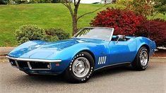 '69 Corvette Convertible