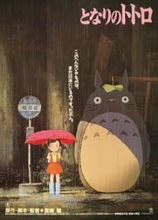 Tonari No Totoro My Neighbor Totoro Pictures Myanimelist Net Totoro My Neighbor Totoro Totoro Poster