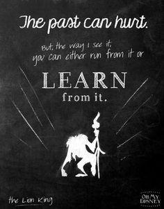 Slowly learning #rafiki #lionking #wisdom