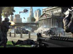 Police Warfare Trailer!