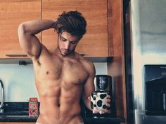 Happy #HunkDay -- today's #HunkDay is meant to be enjoyed with a cup #CupOfJoe