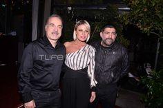 Kωνσταντίνος Χριστοφόρου: Εurovision πάρτι με εκπλήξεις, Γιώργο Καπουτζίδη και... Άντζελα Δημητρίου! Φωτογραφίες - Tlife.gr