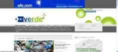 EFEverde es la página web de noticias sobre ecología, naturaleza, periodismo ambiental y sostenibilidad de la Agencia EFE.