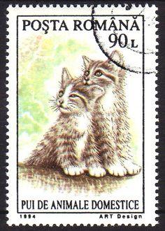 Postage stamp - Romania, 1994