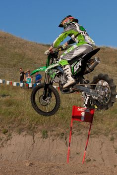 The Sturgis Rally Pro Hill Climb at the Buffalo Chip Campground
