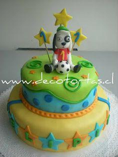 Elmo, Cake Decorating, Decorating Ideas, Desserts, Tortilla Pie, Pastries, Food Cakes, Ornaments, Tailgate Desserts