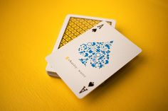 Playing cards created by in collaboration with charity: water. of proceeds benefit charity: water operations around the world.