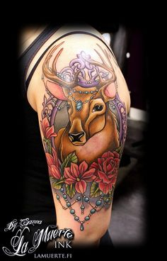 New traditional stag