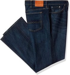 Lucky Brand Men's 181 Relaxed Straight Jean at Amazon Men's Clothing store Mens Big And Tall, Big & Tall, Winter Outfits Men, Winter Clothes, Men's Fashion Brands, Online Shopping Stores, Mens Clothing Styles, Lucky Brand, Mens Fashion