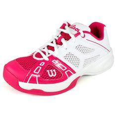 WILSON Junior`s Rush Pro Tennis Shoes