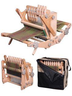 Old Table Loom Weaving Inspiration Pinterest Loom Loom