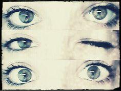 My eyes ✌