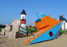 PLAY: Playgrounds by MONSTRUM - Habitat Kid