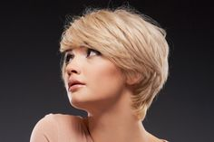 35 Cute Short Haircuts You Must Try This Summer Short Hairstyles 2015, Short Hairstyles For Thick Hair, Cute Short Haircuts, Haircuts For Fine Hair, Haircut For Thick Hair, Spring Hairstyles, Hairstyles For Round Faces, Bob Hairstyles, Curly Hair Styles