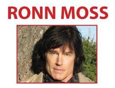 Buy tickets to Ronn Moss | iwannaticket.com.au