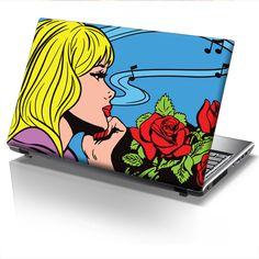Laptop sticker DREAMING!    www.sticky.gr
