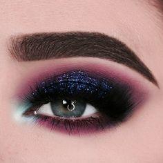 Makeup Eye Looks, Beautiful Eye Makeup, Eye Makeup Art, Eye Makeup Tips, Cute Makeup, Eyeshadow Makeup, Makeup Ideas, Makeup Products, Lip Makeup
