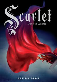 Reseña: Scarlet (Crónicas Lunares #2) http://lettersbyeliza.blogspot.mx/2017/03/resena-scarlet-cronicas-lunares-2.html