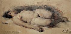 Просмотры в Академии Живописи Stati Art. – 87 фотографий