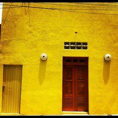 Door like a face @dibella via Instagram