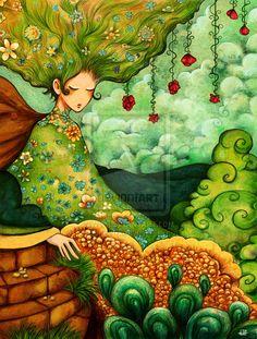 Flower tree by Canaro.deviantart.com on @deviantART