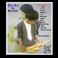 KAY SAX D SAX LORD - I SHOULD HAVE KISSED YOU (SAX VERSION)