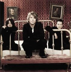 """Goo Goo Dolls """"Iris"""" ... """"and you bleed just to know you're alive"""""""