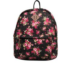 Steve Madden Floral Backpack