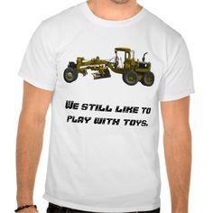 Road grader tee shirt T Shirt, Hoodie Sweatshirt