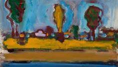 robert de niro sr. landscape with houses - Google Search