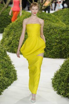 Dior Haute Couture Spring 2013 - Slideshow - Runway, Fashion Week, Reviews and Slideshows - WWD.com